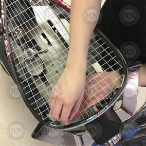 Racquetball Racquet Stringing in Calgary